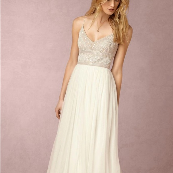 bfb83358913 BHLDN Dresses   Skirts - Naya Dress by BHLDN by Anthropologie